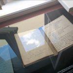 Luise Erhards Kochbuch schaut schon sehr original aus.... (Foto: Ralph Stenzel)